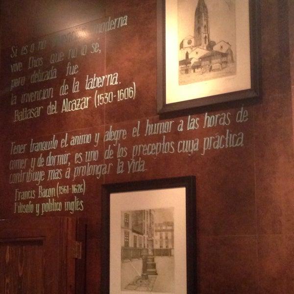 Foto diambil di La Cantina oleh @ladelaoctava pada 12/5/2014