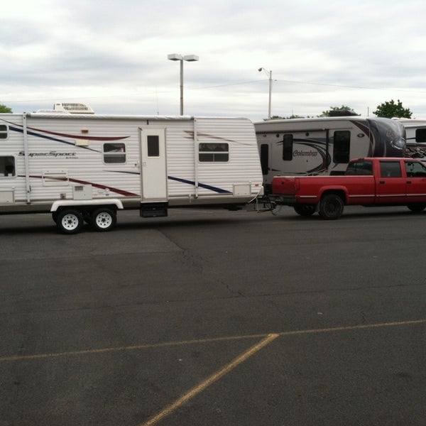 Photo taken at Boat RV Superstore by Cathy on ...