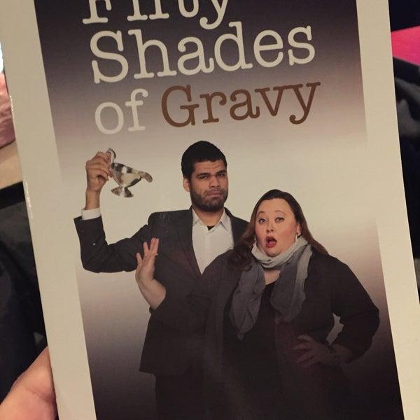 4/11/2015에 Shannon H.님이 Brave New Workshop Comedy Theatre에서 찍은 사진