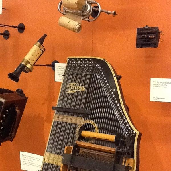 Photo prise au Musical Instrument Museum par Andrea H. le5/31/2013