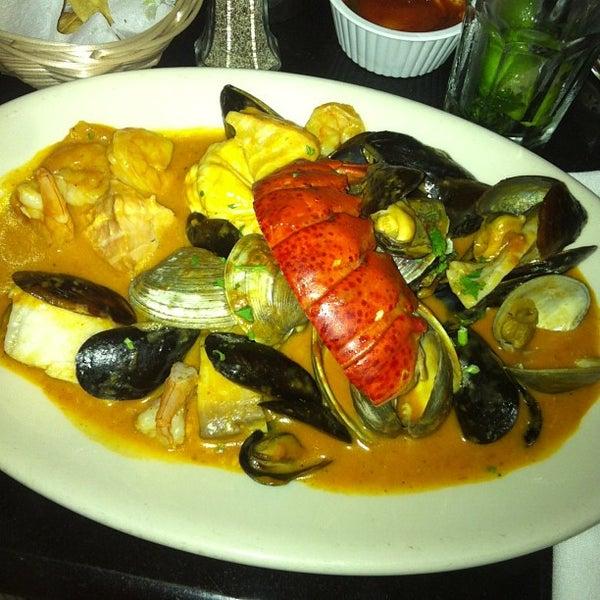 4/14/2013 tarihinde Charles D.ziyaretçi tarafından Tio Pepe Restaurant'de çekilen fotoğraf