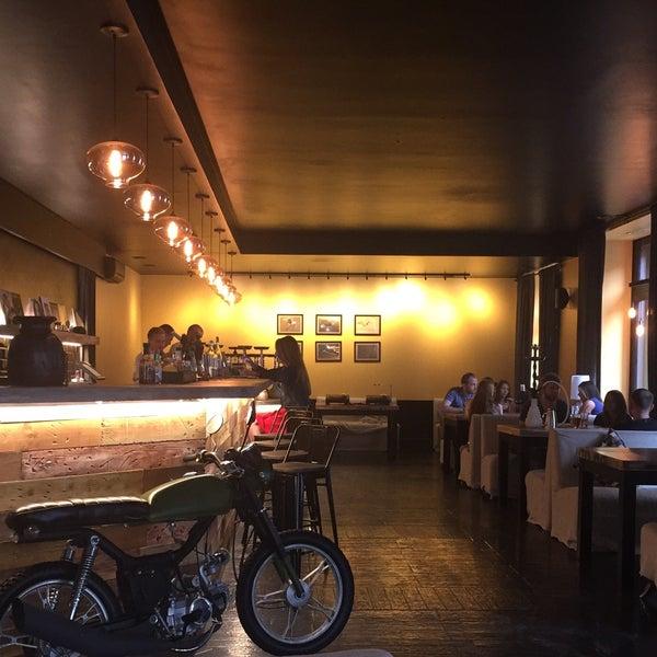 8/2/2015にОСА🐝789がto.be barで撮った写真