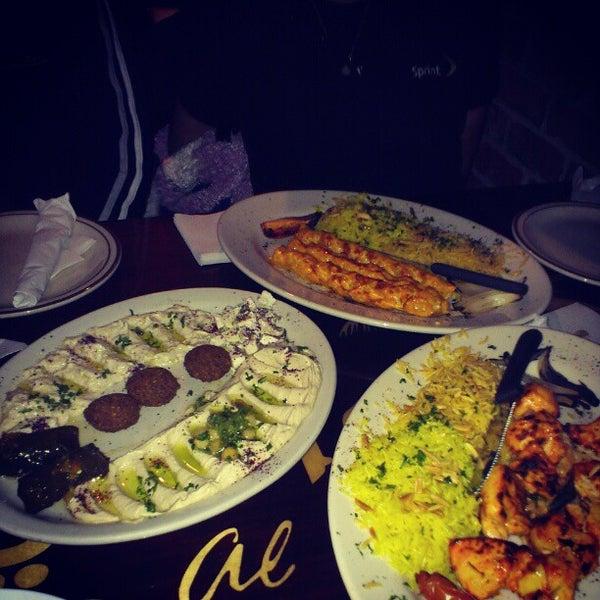 Das Foto wurde bei Al Bawadi Grill von Fredy T. am 12/29/2012 aufgenommen