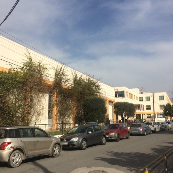 Foto tomada en European University Cyprus por Loizos L. el 2/8/2017
