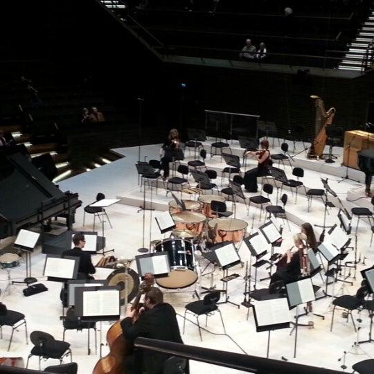 12/19/2012にTAirがMusiikkitaloで撮った写真