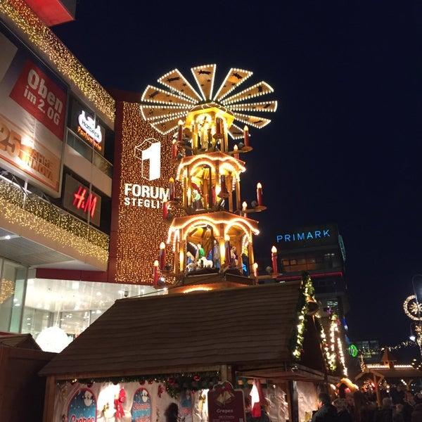 Foto tirada no(a) Forum Steglitz por Mademoiselle C. em 11/27/2014
