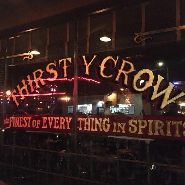 1/23/2020 tarihinde Jenny T.ziyaretçi tarafından The Thirsty Crow'de çekilen fotoğraf