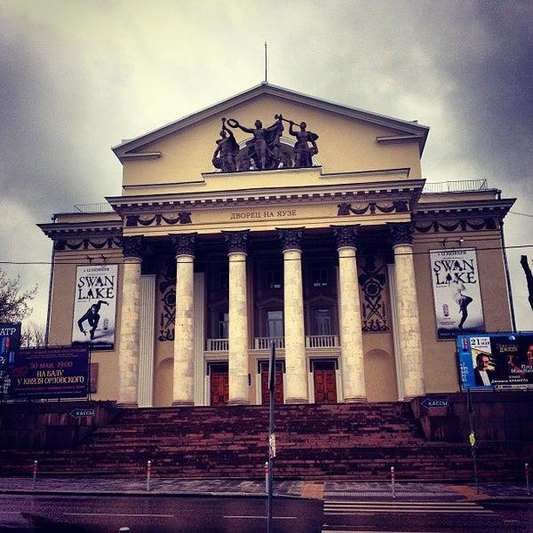 Снимок сделан в Дворец на Яузе пользователем Кирилл К. 5/4/2013