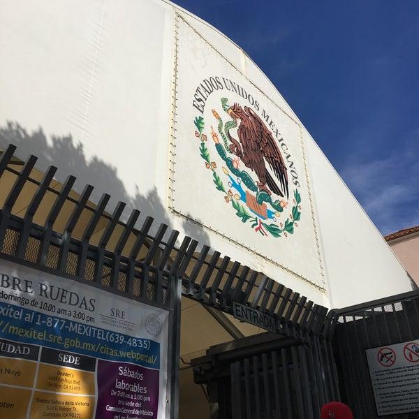 Consulate General Of Mexico In Los Angeles (Consulado