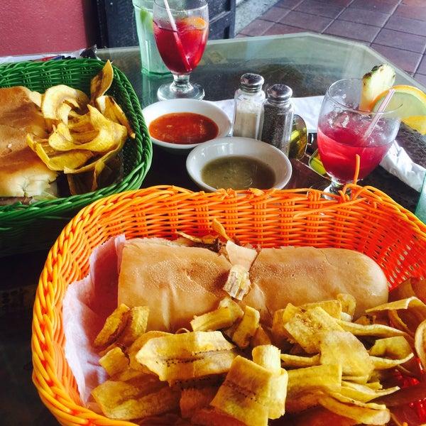 Foto diambil di El Meson de Pepe Restaurant & Bar oleh Greg D. pada 4/23/2015