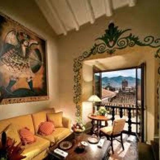 Foto diambil di Belmond Hotel Monasterio oleh мацяч Ͼ. pada 11/27/2012