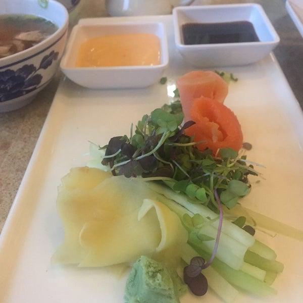 5/16/2018 tarihinde Arya S.ziyaretçi tarafından Desaki Japanese Restaurant'de çekilen fotoğraf