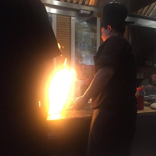 5/14/2018 tarihinde Arya S.ziyaretçi tarafından Desaki Japanese Restaurant'de çekilen fotoğraf