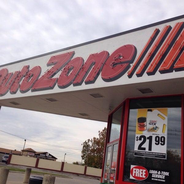 Top Five Autozone Locations Ohio - Circus