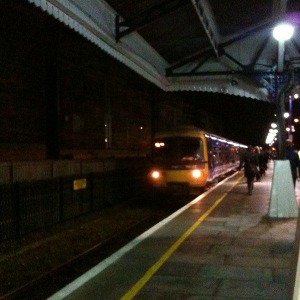 henley on thames train