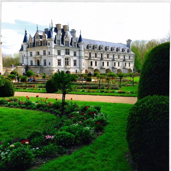 4/22/2013에 Vé님이 Château de Chenonceau에서 찍은 사진