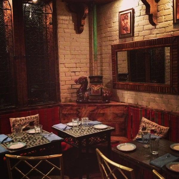 Photo prise au Nomad Restaurant par Laura I. le2/1/2013