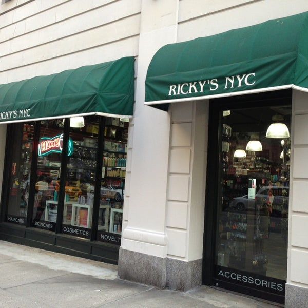 Photos At Ricky S Nyc 57th St Now Closed Cosmetics Shop In