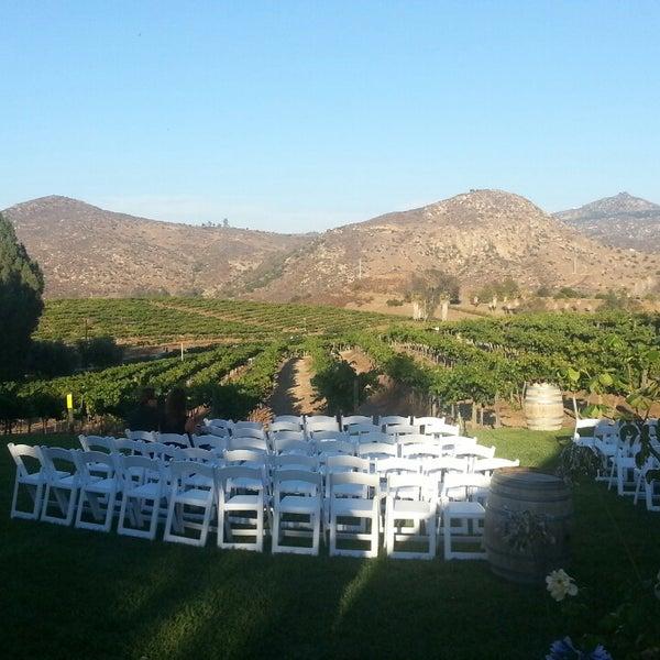 รูปภาพถ่ายที่ Orfila Vineyards and Winery โดย Anthony C. เมื่อ 8/5/2013