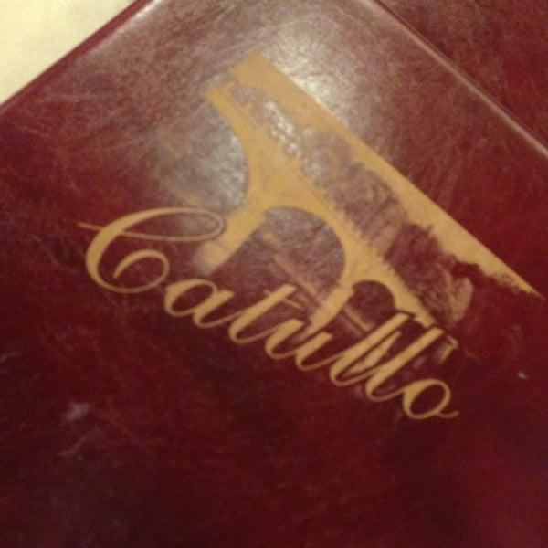 Photo prise au Catullo - Ristorante Pizzeria par Alberto S. le5/28/2013