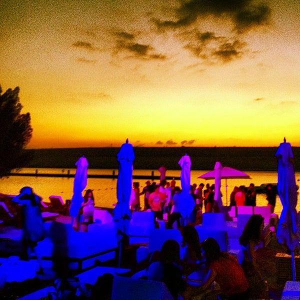 Снимок сделан в Blue Marlin Ibiza пользователем Otavio 12/7/2012