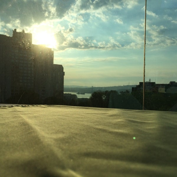 7/15/2014 tarihinde Kemal K.ziyaretçi tarafından Germir Palas Hotel,İstanbul'de çekilen fotoğraf