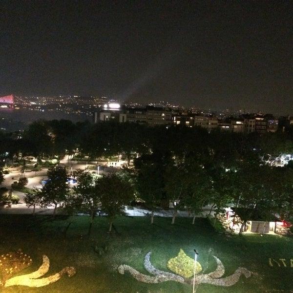 5/13/2014 tarihinde Kemal K.ziyaretçi tarafından Germir Palas Hotel,İstanbul'de çekilen fotoğraf