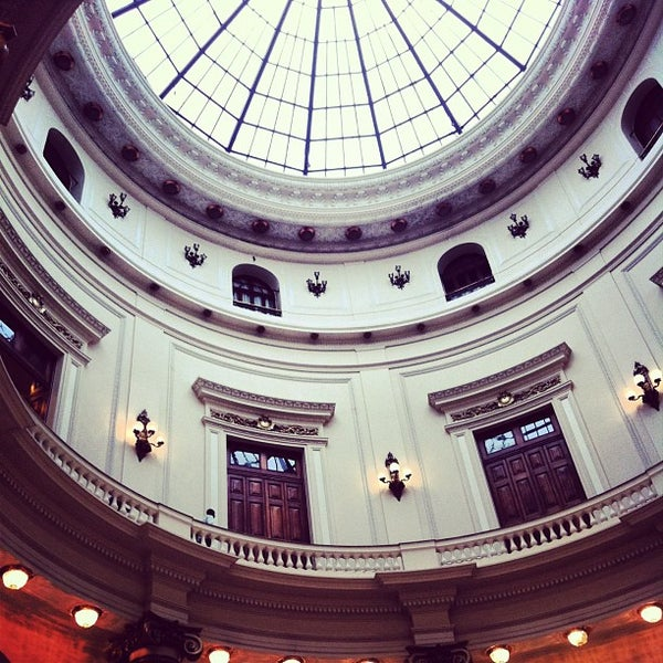 Photo taken at Centro Cultural Banco do Brasil (CCBB) by Marcelo B. on 1/24/2013