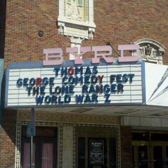 Photo prise au The Byrd Theatre par Pat R. le9/15/2013