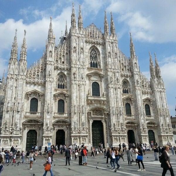 Photo prise au Dôme de Milan par 🔅Kayhan le6/10/2013