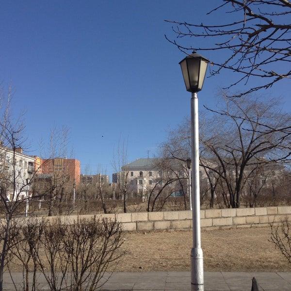 вас город чита весной фото такого