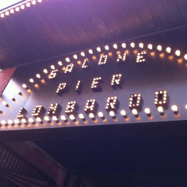 Снимок сделан в Teatro Franco Parenti пользователем Serena c. 10/1/2013