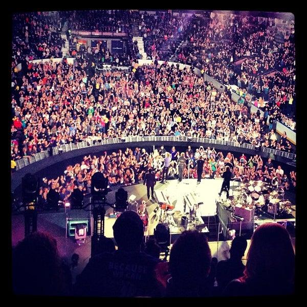 4/4/2013 tarihinde CyronManziyaretçi tarafından Northlands Coliseum'de çekilen fotoğraf