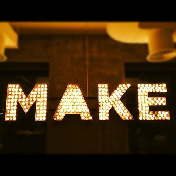 รูปภาพถ่ายที่ MAKE Business Hub โดย Tim F. เมื่อ 11/11/2012