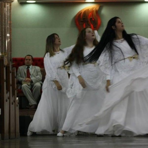 05978195e Photo taken at Igreja Evangélica Assembléia De Deus Central De Nova Friburgo  by Luciana S.