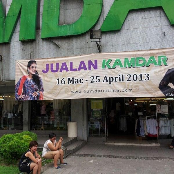 KAMDAR - City Centre, Kuala Lumpur