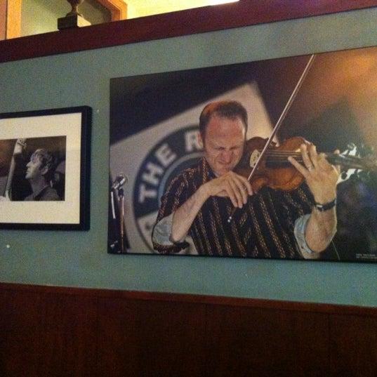 10/27/2012にSalim M.がThe Rex Hotel Jazz & Blues Barで撮った写真