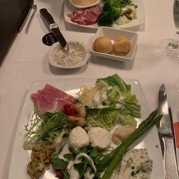 Foto diambil di Chima Brazilian Steakhouse oleh Ashley B. pada 1/4/2020