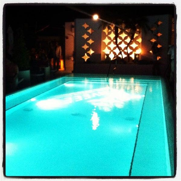 9/16/2012にVISIT FLORIDA Entertainment & Luxury InsiderがHighbar - Pool·Bar·Skyで撮った写真
