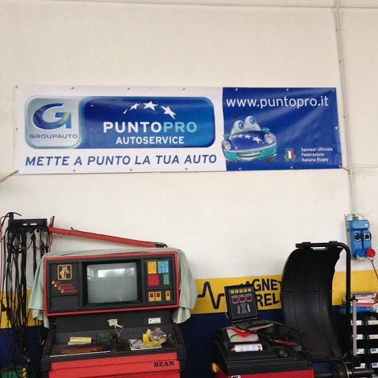 rete d'assistenza multimarca automobilistico PuntoPro