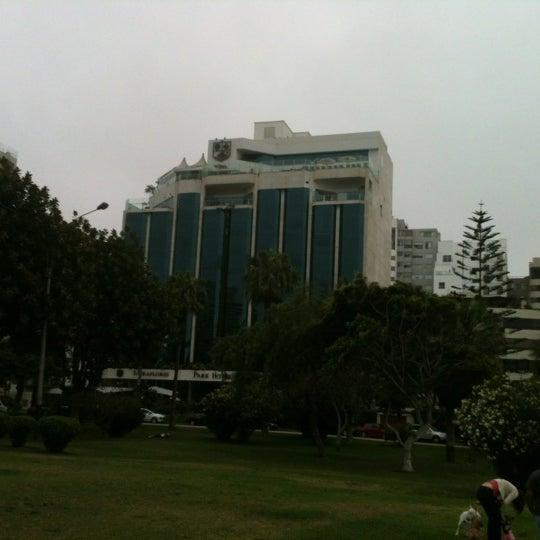 Das Foto wurde bei Belmond Miraflores Park von Marcio am 12/9/2012 aufgenommen