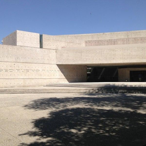 Foto tomada en Museo Tamayo por AlicH el 2/10/2013