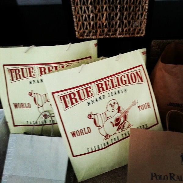 True religion bellevue wa
