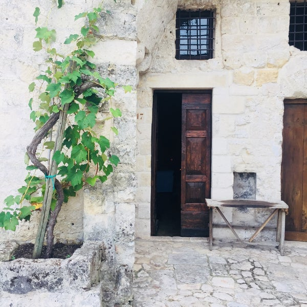 Foto tirada no(a) Sextantio | Le Grotte della Civita por Mimsy em 9/1/2018