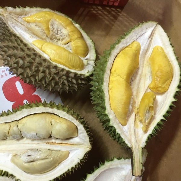 "Photo prise au ""Combat"" Top Quality Durian par Josh L. le8/25/2016"