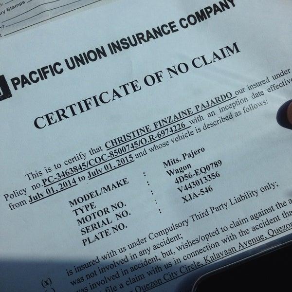 Photos at Pacific Union Insurance Company - Pinagkaisahan