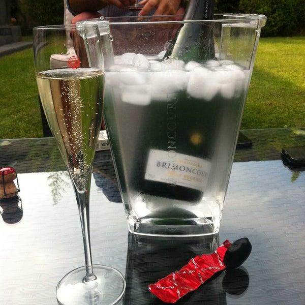 Das Foto wurde bei Champagne BRIMONCOURT von Vincent C. am 8/29/2013 aufgenommen