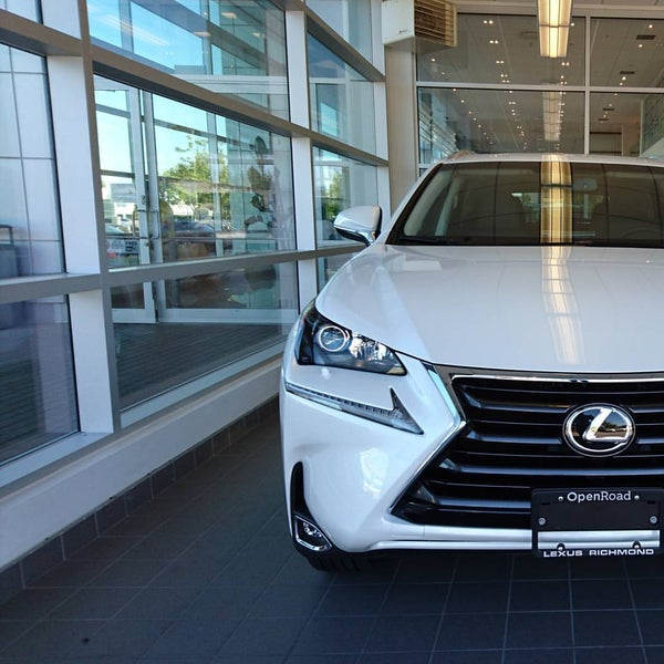 Open Road Lexus Richmond >> Photos At Openroad Lexus Richmond East Cambie 7 Tips