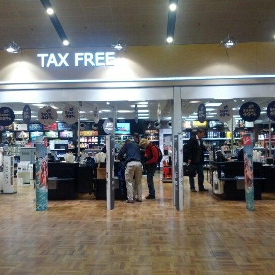 Photo taken at Helsinki Duty Free by Johny W. on 11 5 2012 36421b520a