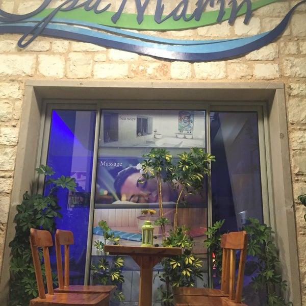 Foto tomada en Spa Marin por Evren B. el 9/16/2016